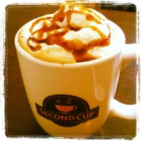 Photo taken at Second Cup by Candice L. on 11/27/2012