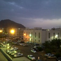Photo taken at Islamic University of Madinah by Kurniawan A. on 9/28/2012