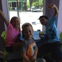 Photo taken at JoJo's FroYo Bar by Matt M. on 6/20/2014