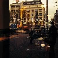 Foto tirada no(a) Café Brasserie Stadsschouwburg por Дмитрий Д. em 10/16/2013