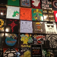 Photo taken at Hot Topic by Jack B. on 4/19/2013