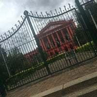 Photo taken at The High Court of Karnataka by Matthew A. on 9/2/2016