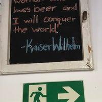 Das Foto wurde bei Vagabund Brauerei von Graham W. am 7/4/2018 aufgenommen