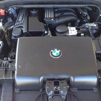 Photo taken at BMW Vecsa Veracruz by Irek A. on 8/14/2013