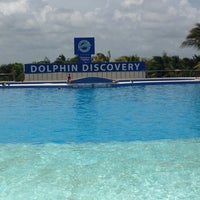 Photo taken at Dolphin Maroma By Dolphin Discovery by Natalia M. on 8/11/2013