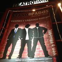 Foto tirada no(a) Teatro Wilberto Cantón por Cuitz M. em 6/8/2013