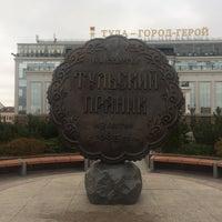 Photo taken at Памятник прянику by Dmitry F. on 10/22/2017