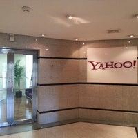 Photo taken at Yahoo España by Eduardo C. on 11/22/2013