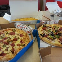 Photo taken at Domino's Pizza by Marcelinus M. on 5/25/2013