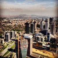 Photo taken at Sapphire Seyir Terası by Dmytro K. on 5/11/2013