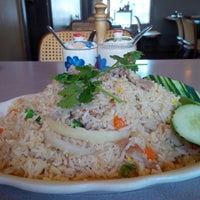 Photo taken at Kozy Corner Thai Cuisine by Basam Y. on 9/21/2013