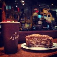 2/13/2013 tarihinde Kamen Y.ziyaretçi tarafından Café Ma Baker'de çekilen fotoğraf