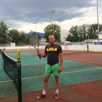 "Photo taken at Стадион ""Энергия"" by Вова Т. on 7/17/2013"