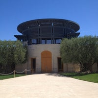 Photo taken at Opus One Winery by Ismael C. on 5/30/2013