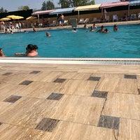 Photo taken at Fimar Life Thermal Resort Hotel by Alirıza Ö. on 8/26/2018