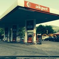 Photo taken at Aybastı Petrol / Akpet by Osman D. on 6/18/2014