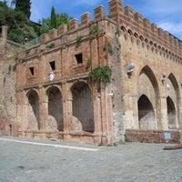 Foto scattata a Fontebranda da Borgo Grondaie il 4/1/2013