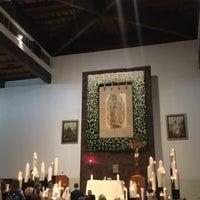 Photo taken at Parroquia de Nuestra Señora de Guadalupe by Mallory M. on 11/12/2017