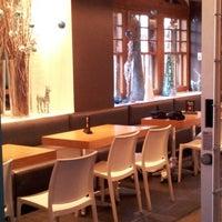 Photo taken at Savoroso Café Gelato by yan f. on 11/24/2012