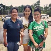 Photo taken at HNU Oval by Beryl J. on 8/29/2013
