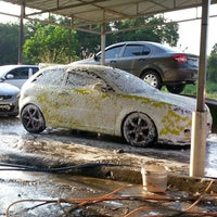 Photo taken at RSZ Carwash by Mohd F. on 4/5/2013