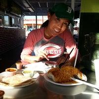 Photo taken at Chabelita Tacos by Brandon C. on 1/1/2014