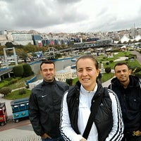 Photo taken at Miniatürk - Panorama 1453 by Pınar on 10/30/2015