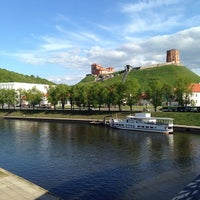 Photo taken at Vilnius by Алексей К. on 5/2/2014