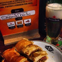 Photo taken at Ponto 1 Bar by Adriano E. on 4/12/2013