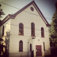Photo taken at The Reformed Episcopal Church of the Messiah by Kara T. on 6/24/2013