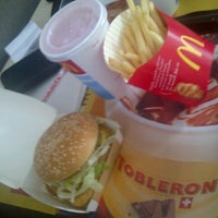 Photo taken at McDonald's by Angelina P. on 8/7/2012