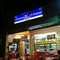 Photo taken at Restoran Al-Nazmaju by n!X M. on 11/15/2011