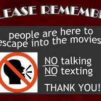 Photo taken at Salem Cinema by Tim K. on 1/12/2012