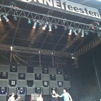 Photo taken at Fonnefeesten by Thomas S. on 8/8/2012