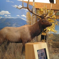 Photo taken at Elk Country Visitor Center by Randy M. on 8/27/2012