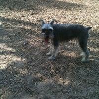 Photo taken at Bear Branch Dog Park by Gin, Saydie & Marx J. on 5/23/2011