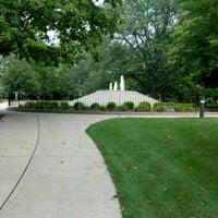 Photo taken at Huntington University by Heather E. on 8/9/2012
