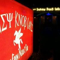 Photo taken at Stoney Knob Cafe by Alex E. on 9/24/2011