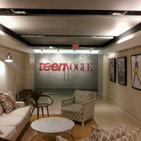 Photo taken at Condé Nast - Teen Vogue by Nicole T. on 1/26/2012