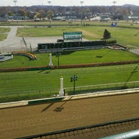 Photo taken at Churchill Downs by Kelly S. on 11/17/2011