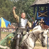 Photo taken at Michigan Renaissance Festival by Dave P. on 8/19/2012