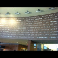Photo taken at New York Public Library - Science, Industry and Business Library (SIBL) by Jessica L. on 8/16/2012