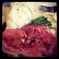 Photo taken at Lawry's Carvery by Ashley C. on 5/5/2012
