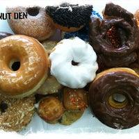 Photo taken at Donut Den by Donut D. on 4/3/2012