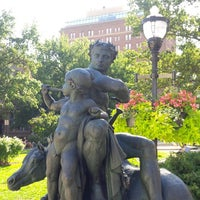 Photo taken at War Statue by Alejandro G. on 8/25/2013
