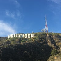 Photo taken at Hollywood Sign View by Sergey T. on 2/10/2017