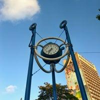 Photo taken at Часовникът (The City Clock) by Denis M. on 8/4/2016