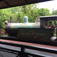 Photo taken at Wildlife Express Train by Ruby K. on 6/4/2017