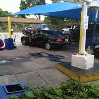 Photo taken at Simoniz Car Wash by Latonia B. on 6/28/2014