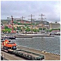 Photo taken at Вокзал Прибрежных Морских Сообщений by Masaki O. on 6/14/2013